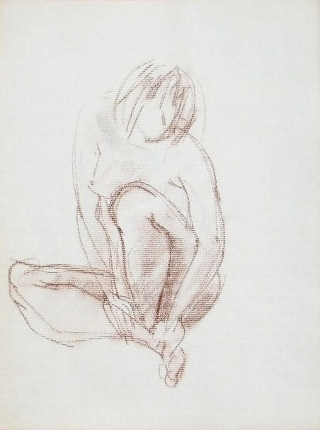 Nude-2911 (12x9) Conte on Paper-sold.JPG