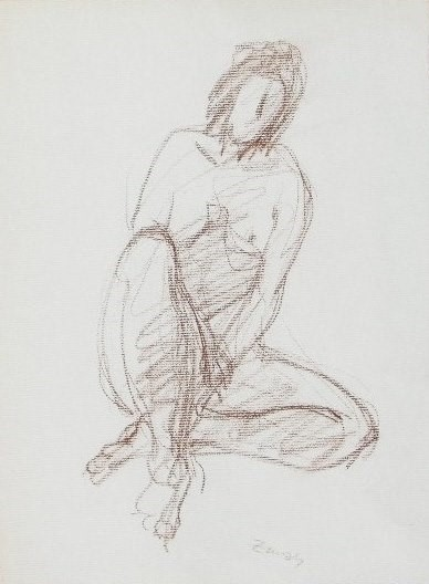 Nude-2912 (12x9) Conte on Paper.JPG